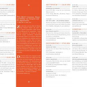 Klappentext Literatur-München