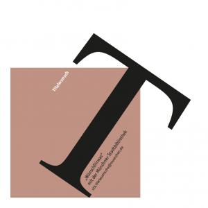 Gutscheinblock A-Z, Typografie Tanja Kischel Grafikdesign