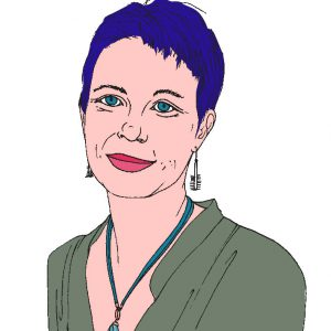 Porträts für Klappentext Literatur-München